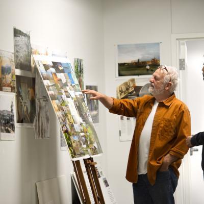 Brian O'Connor - Exploring Visual Representations